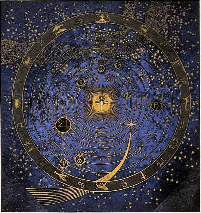 Constellations R Art Astronomy Ravenclaw Aesthetic