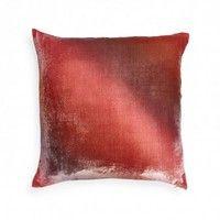 Kevin O'Brien Ombre Gradient Velvet Floor Pillow