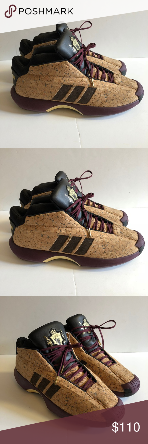 brand new a8d5e 59b56 Adidas Crazy 1 Basketball Shoes Kobe Bryant Vino New without box Adidas  Crazy 1 Basketball Shoes