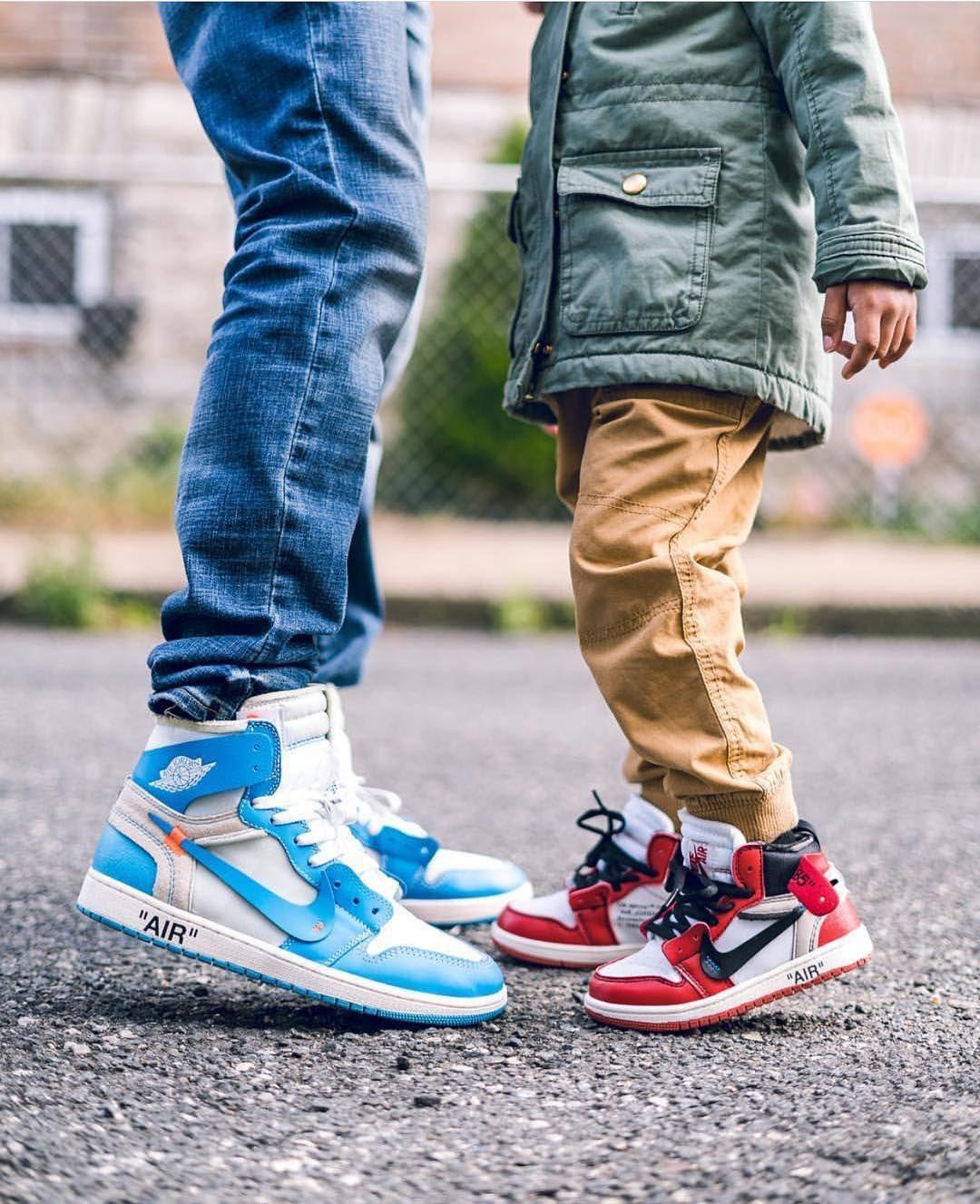 quality design 68ed7 71a46 off-white Jordan 1s | Look Book | Kid shoes, Kids fashion ...