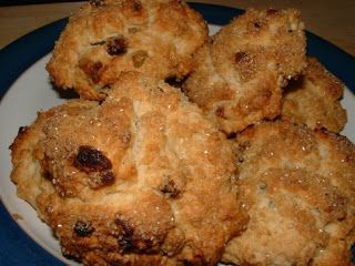 The Barest Hint of Sweetness: Mrs. Weasley's Rock Cakes - These delicious delights are much like a scone, but don't require rolling out. They are fast, and easy to make, and so moist. Delizioso!