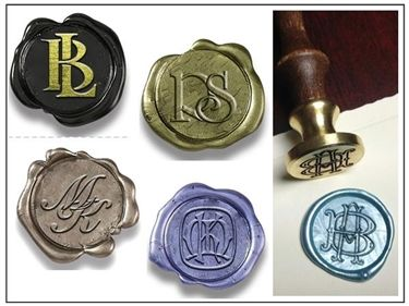 Elvish Languages Wax Seal Stamp Elvish Monogram Wax Stamp Custom Initial Date Wedding Invitation Wax Seal Kit Elvish Sealing Wax Stamp Kit