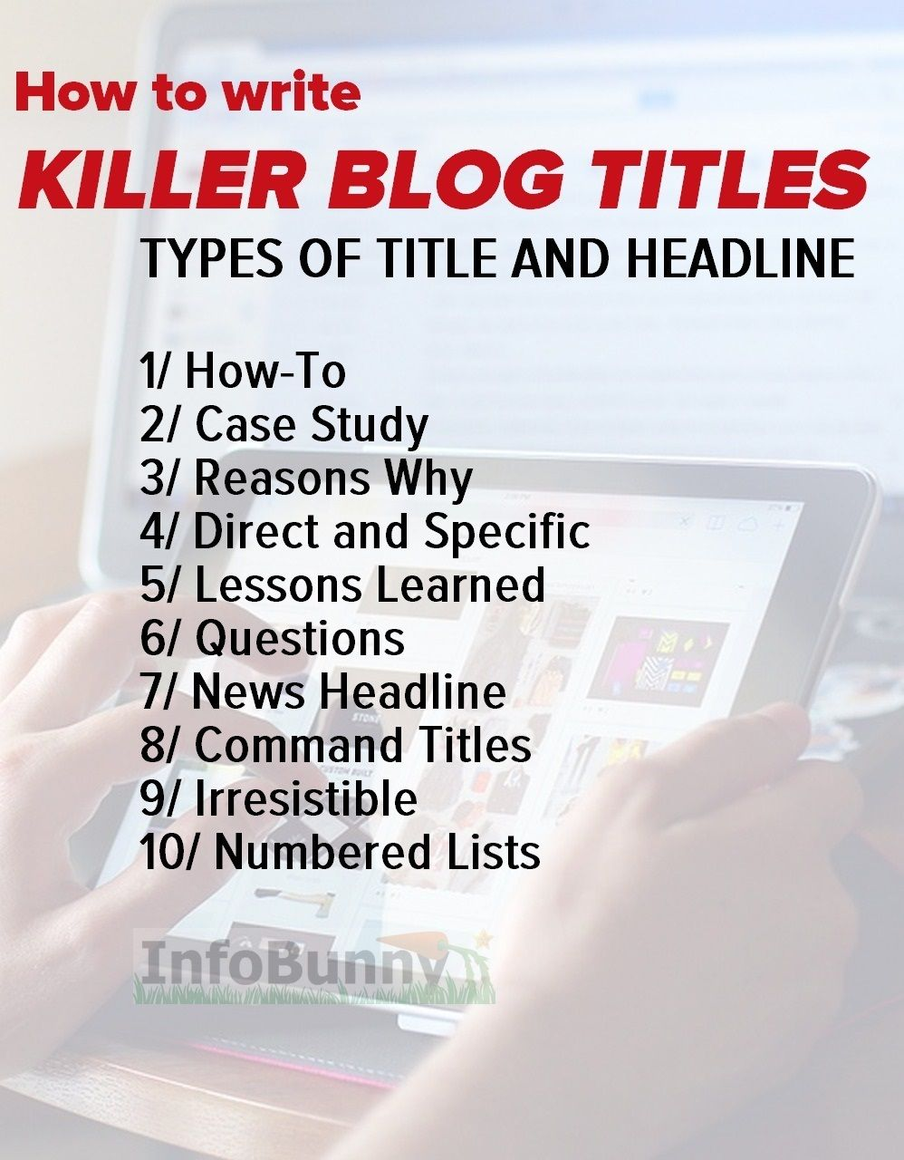 How To Write Killer Blog Titles That Convert Catchy Ideas And