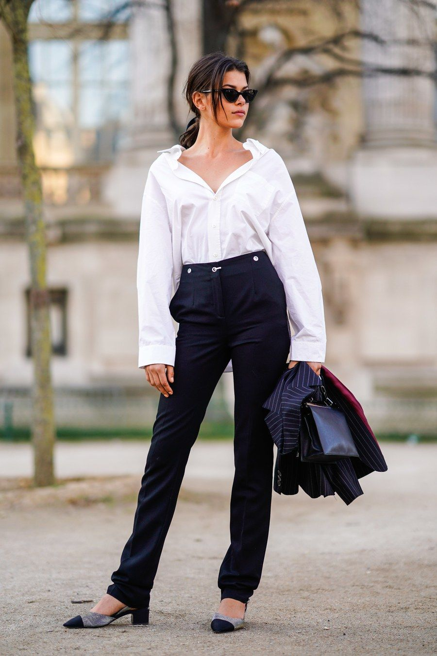 Outfit Ideas: How to Wear a White Shirt Like a Fashion Person