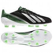 newest e452f 19c64 ... con estas adidas F50 Adizero TRX FG boots para hombre. Confeccionadas  con una cómoda parte superior de piel de ternero Goleo, estas botas de  fútbol ...