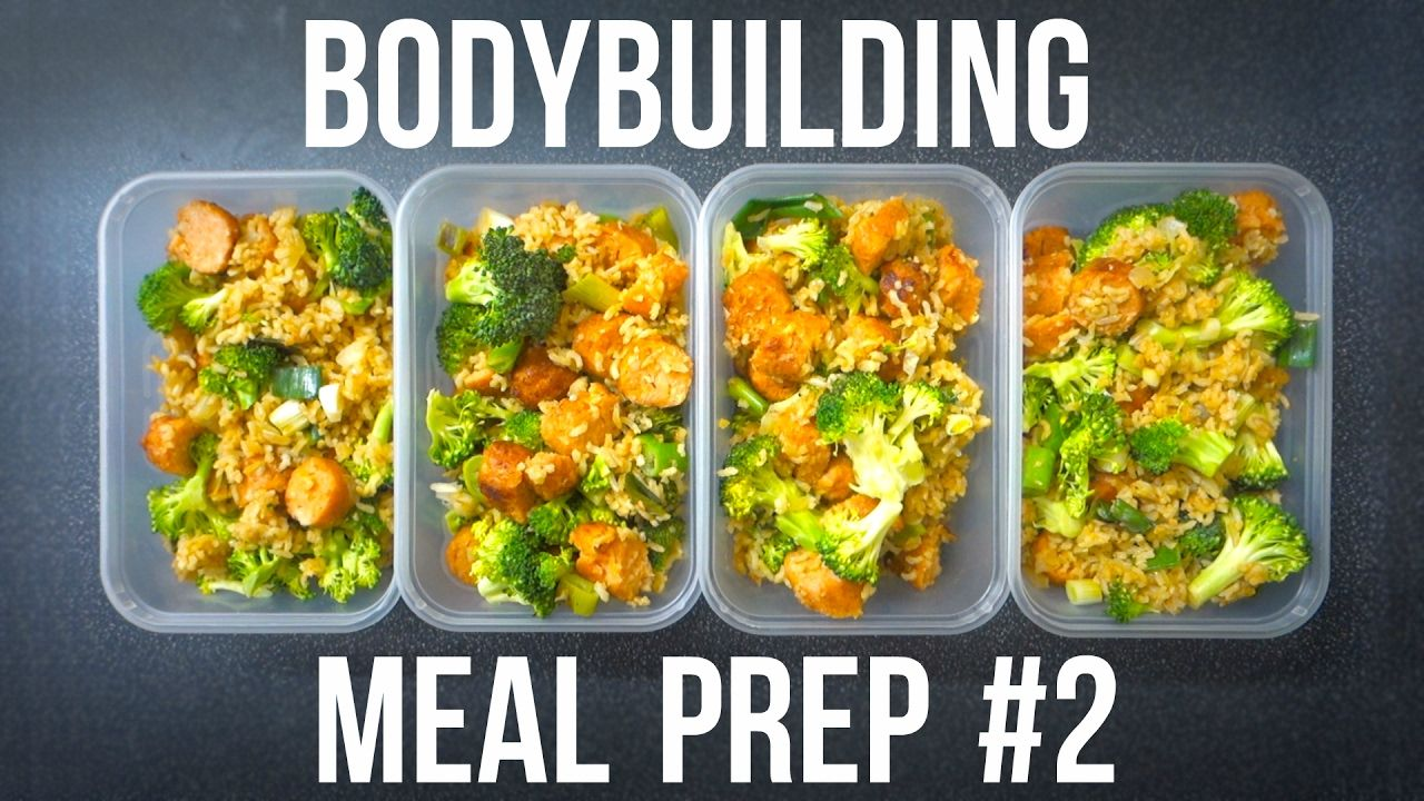 Great Meal Prep Ideas For Lunch Bodybuilding