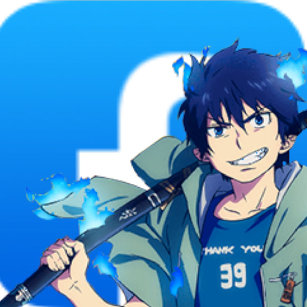 Pin On Ios 14 Anime Icons