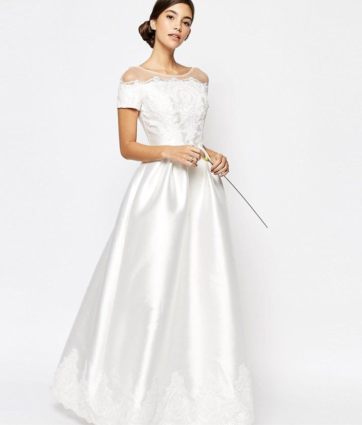 The 50 Best Off-the-Rack Wedding Dresses to Fit All Bridal Budgets ...