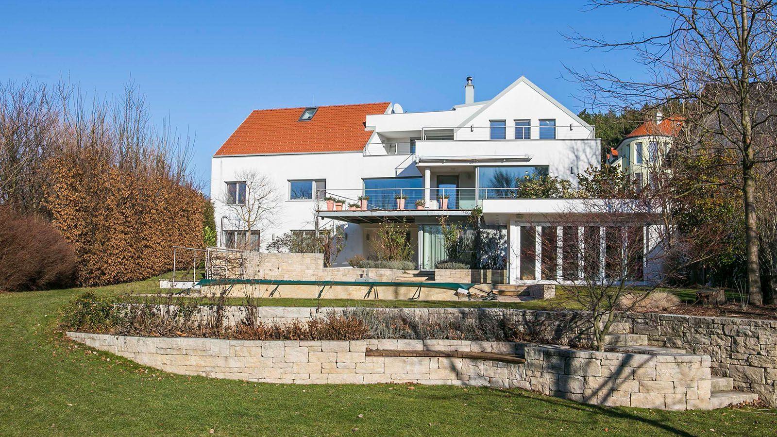 Hornstein / Burgenland Atemberaubendes Haus in