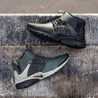 283b30b925868 Nike Presto Mid Utility are good for running and durability.