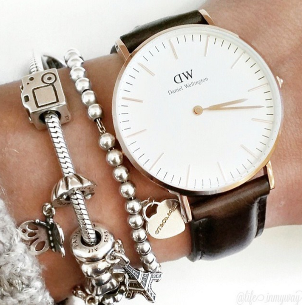 A closer look at a timeless classic. #danielwellington