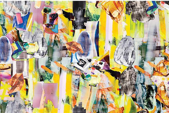 Art for Your Walls: Installations by Maharam Digital Projects | Wall ...