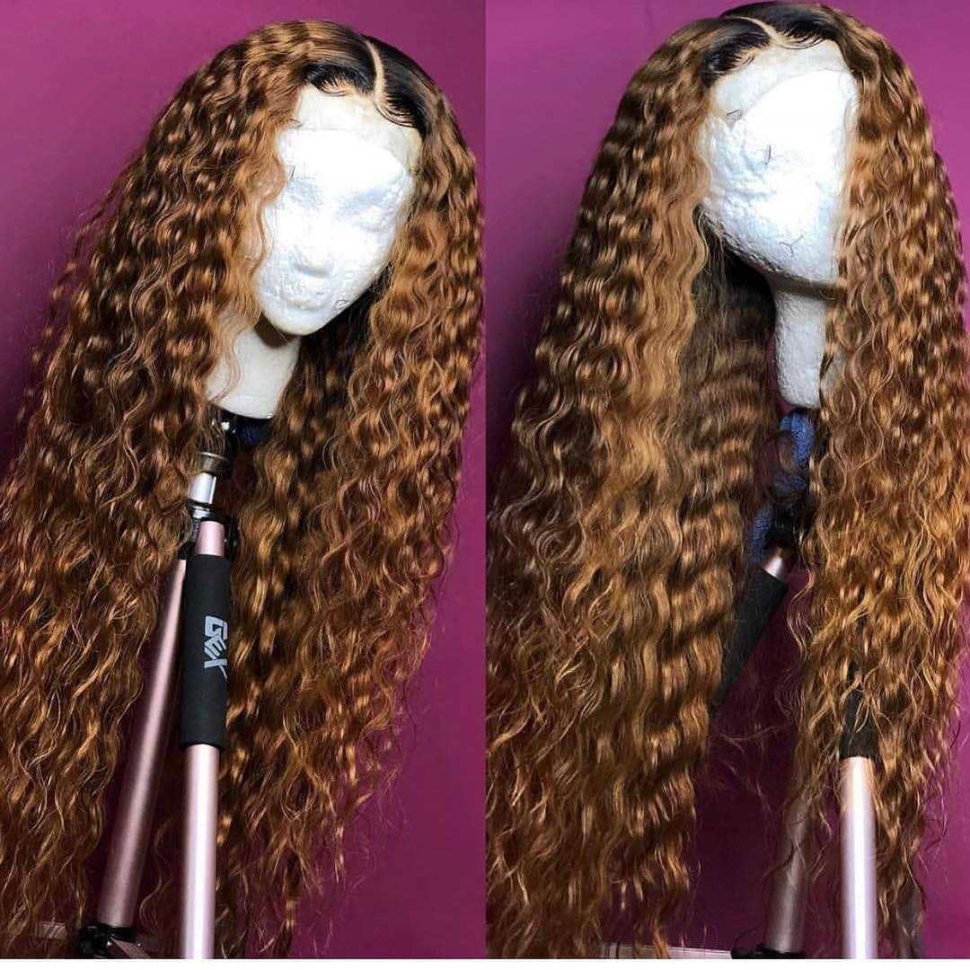 Phoenix Curly Human Hair Wig