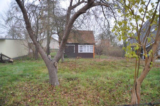 Ursprungszustand auf dem Grundstück Haus bauen, Hausbau