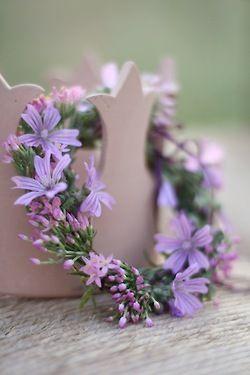 hair piece for wedding flower girl