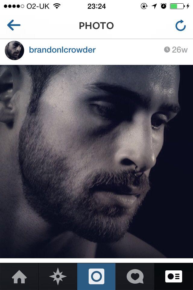Pin von Rich Betty auf Brandon Crowder | Pinterest