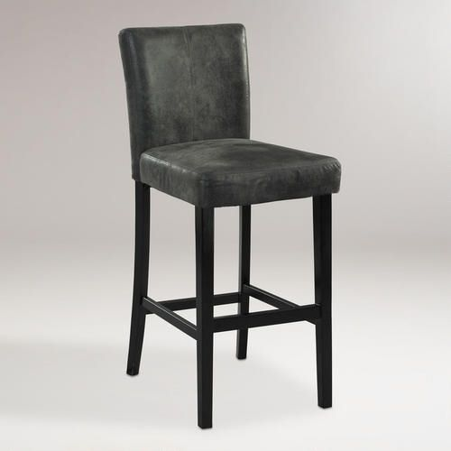 Groovy Bar Stool World Market Reese Charcoal Bar Stools Home Theyellowbook Wood Chair Design Ideas Theyellowbookinfo