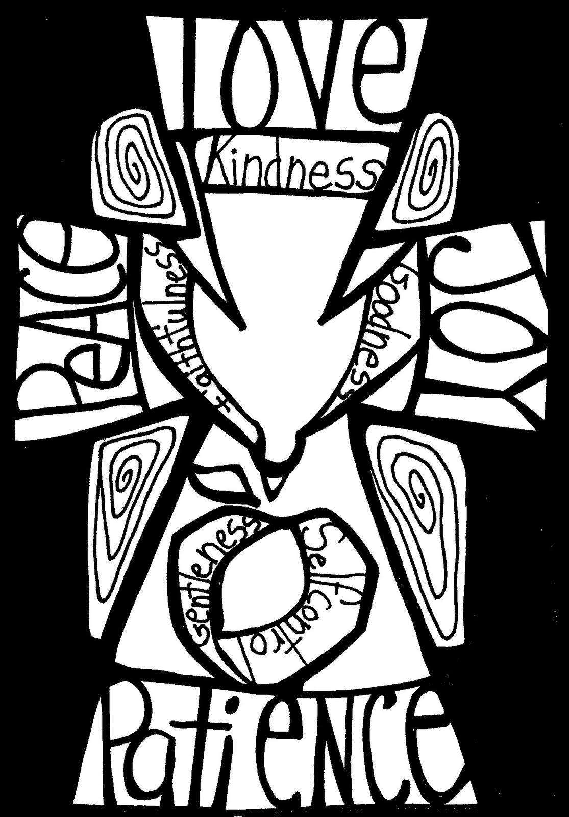 Fruit of the spirit coloring pages saferbrowser yahoo image vacation bible school fruit of the spirit this year we did a fruit of the spirit theme for vacation bible school negle Images