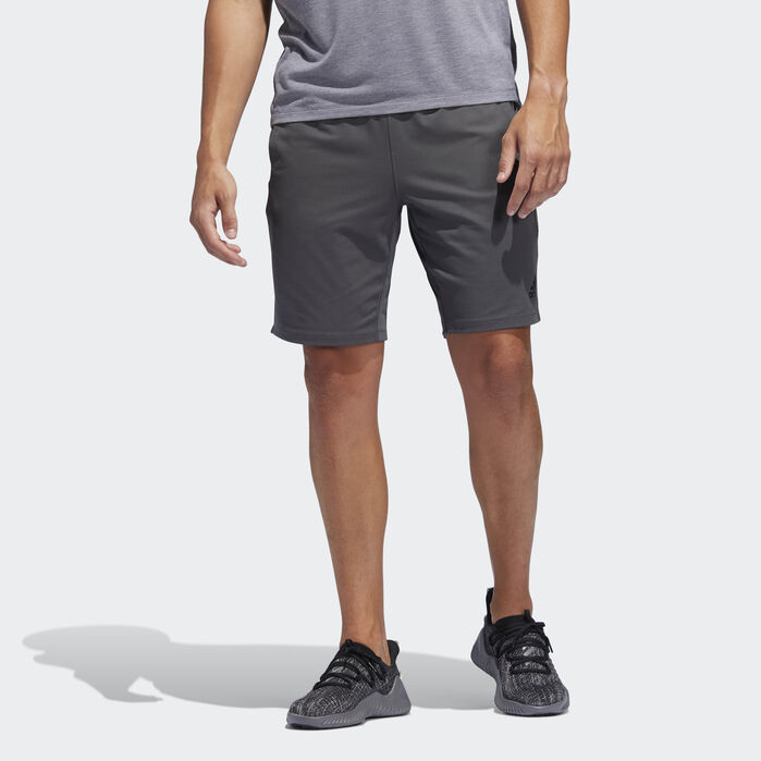 3065a142 4KRFT Sport Ultimate 9-Inch Knit Shorts Grey Six M,XL Mens in 2019 ...