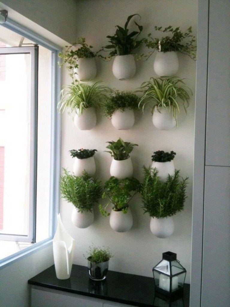21 Stunning Indoor Wall Herb Garden Ideas Herb Garden Wall Indoor Herb Garden Window Herb Garden