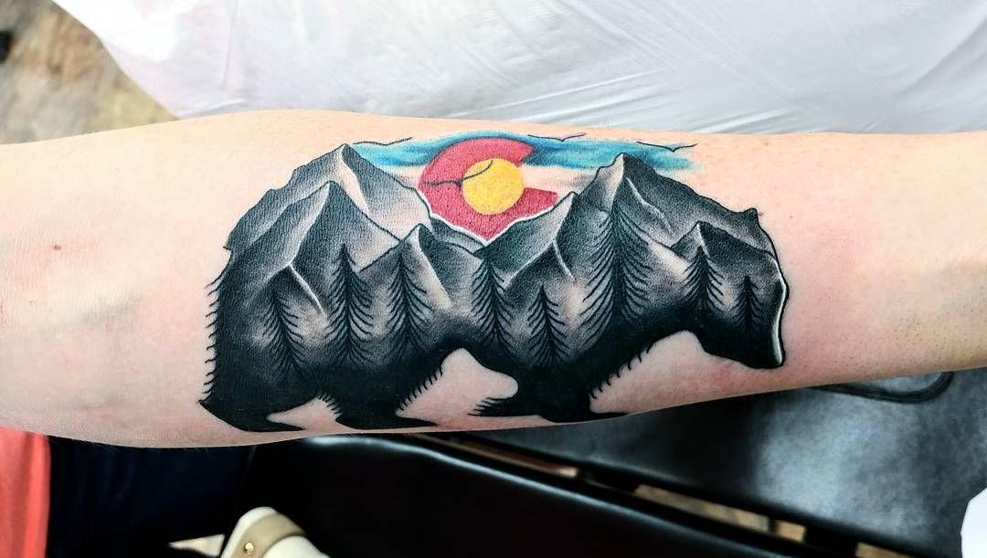 Colorado tattoos colorado tattoo symbolic tattoos