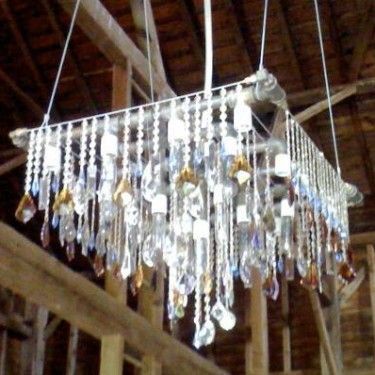 Michael McHale Industrial Collection Billiards Chandelier