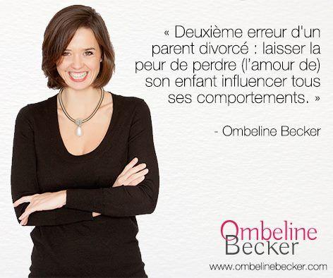 la deuxi me erreur des parents divorc s est de laisser la peur de perdre l 39 amour des enfants. Black Bedroom Furniture Sets. Home Design Ideas