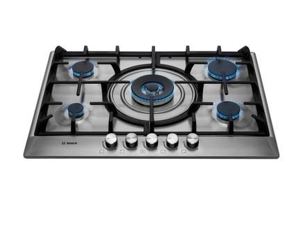 36 Gas Chef Collection Cooktop With 22k Btu Dual Power Burner