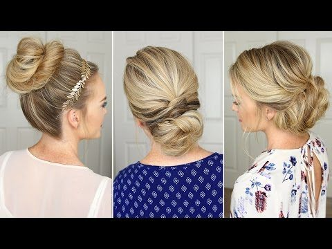 Youtube updos pinterest up dos perfect hairstyle and hair style 3 stunning updos that you can do yourself luxy hair solutioingenieria Choice Image