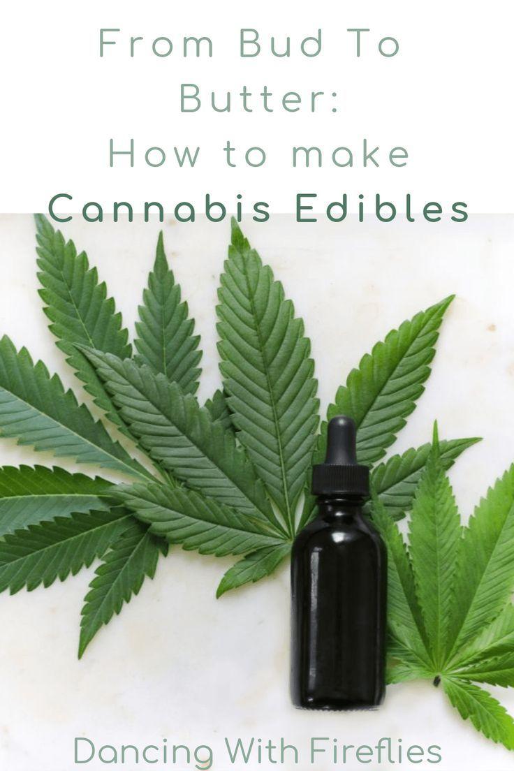 How to make cannabis edibles at home. #weed #edibles