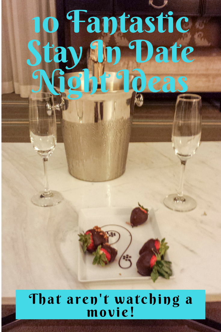 10 fantastic stay in date night ideas marriage pinterest