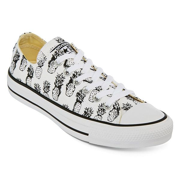 d0687f4deea7 Converse Chuck Taylor All Star Pineapple Print Womens Sneakers - JCPenney