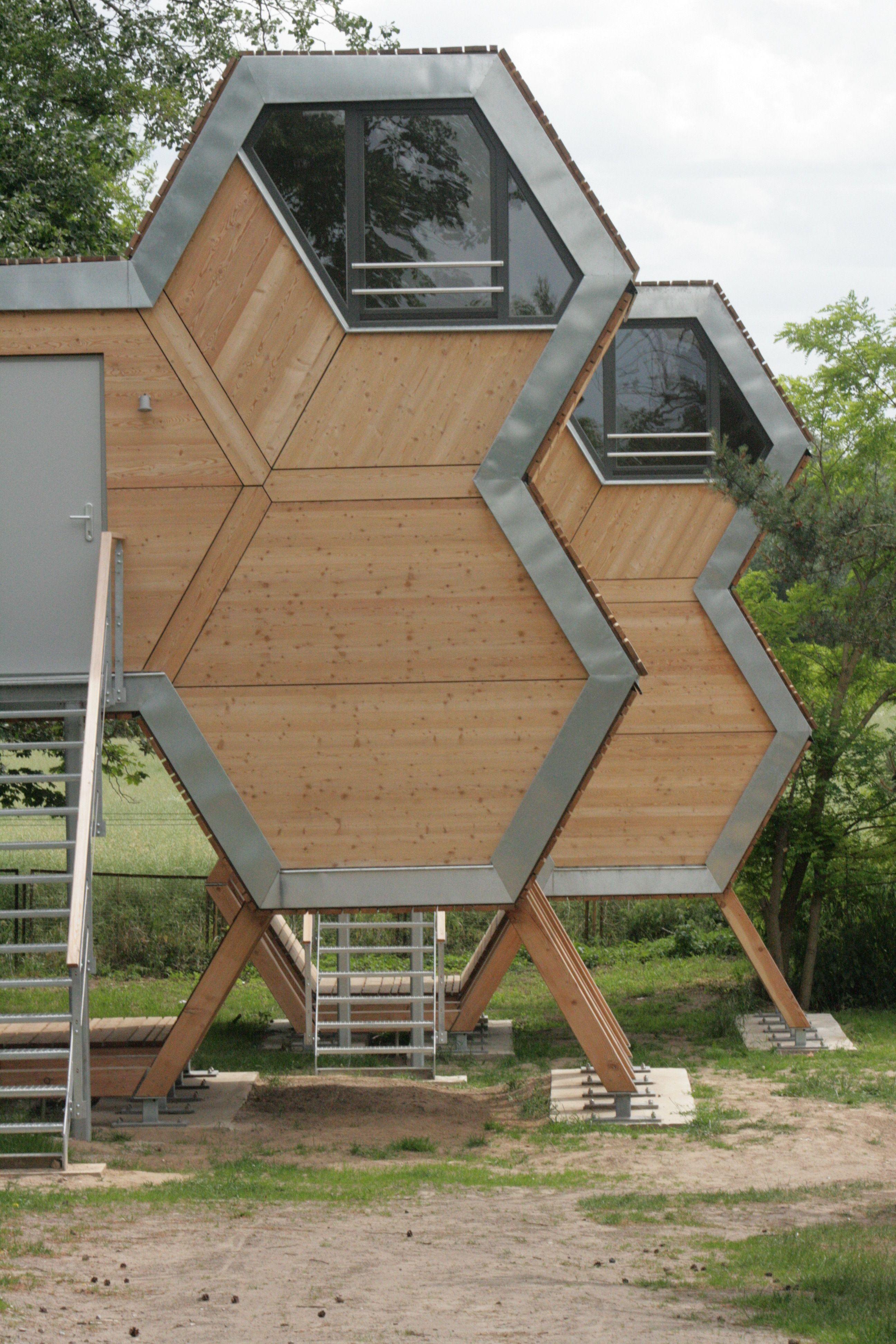 Youth Hostel Beckerwitz House Design