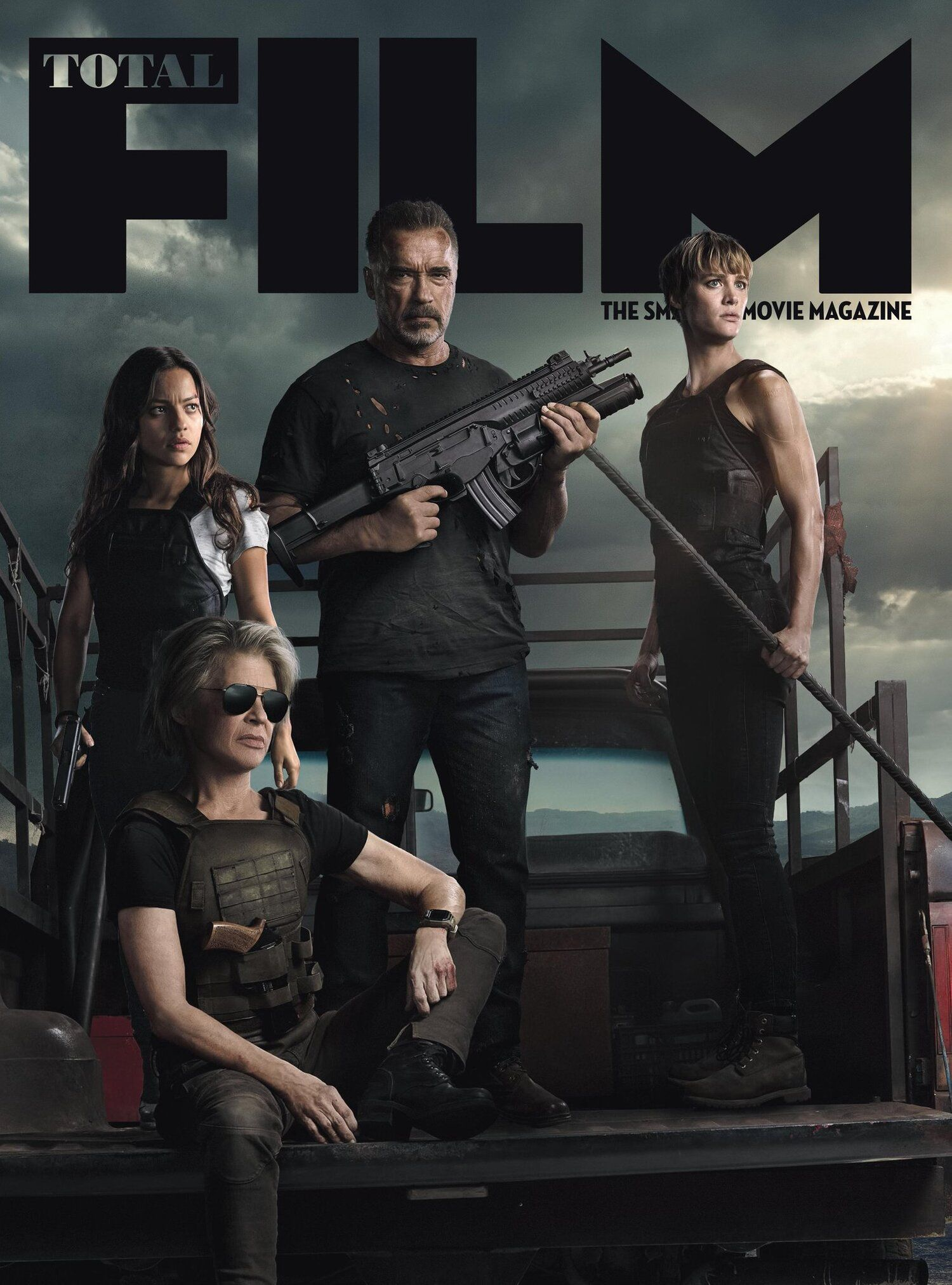 Regarder Terminator Dark Fate film streaming VF 2019