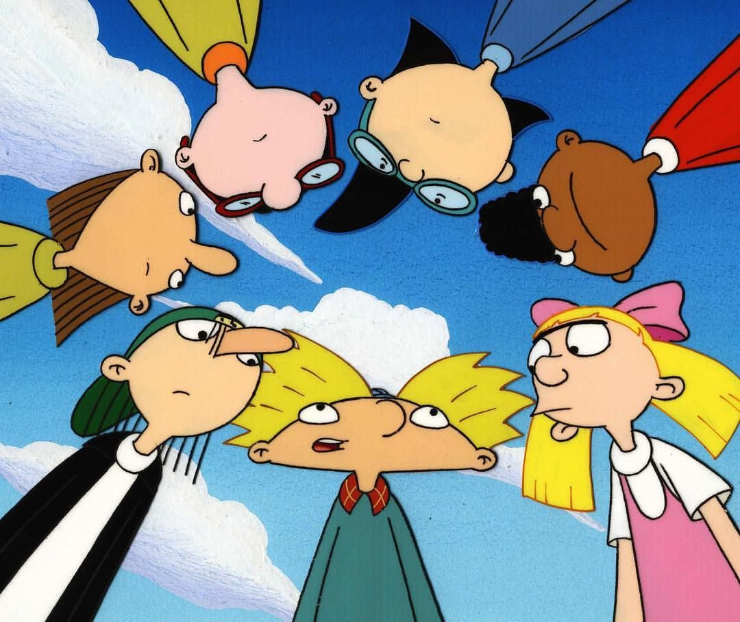 hey arnold characters - HD1080×907
