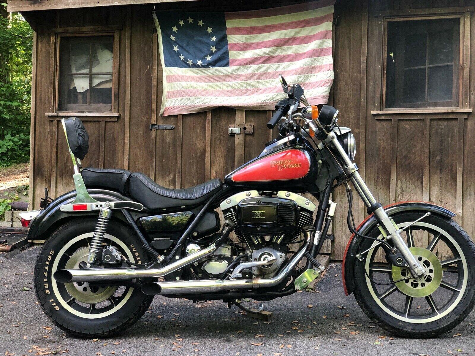 Details about 1986 Harley-Davidson FXR | FXR - Harley