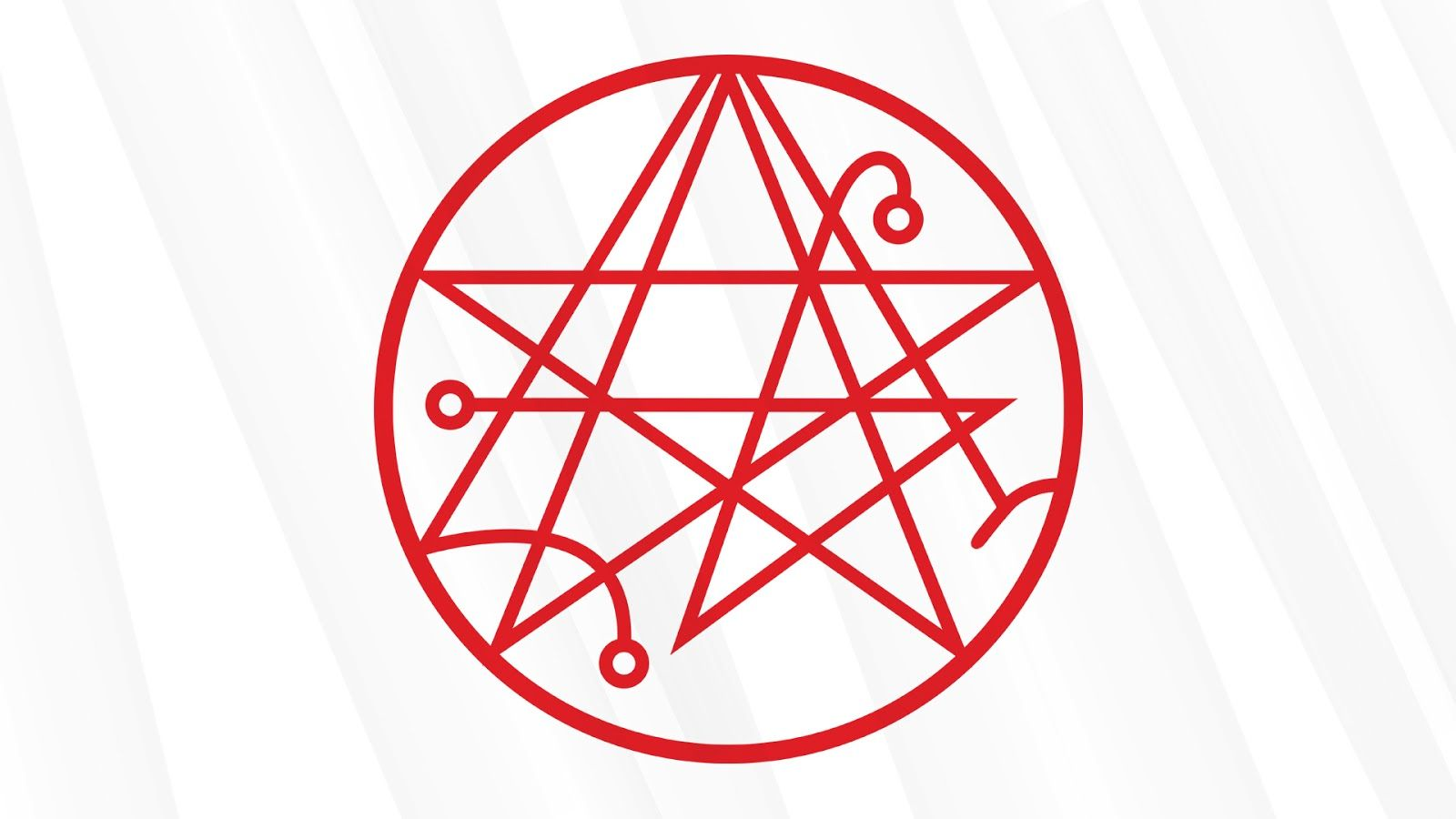 Necronomicon Sigil Perfect | Symbols and Meanings | Symbols