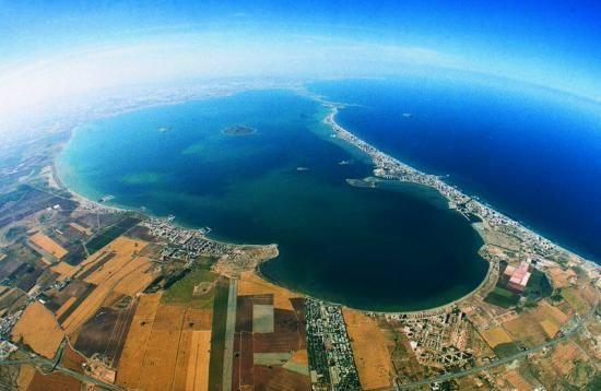 Mar Menor Murcia. España