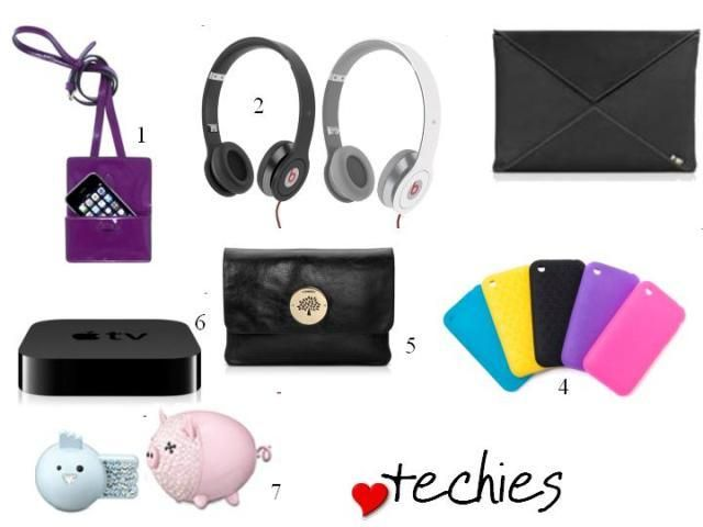 Presents for Techies