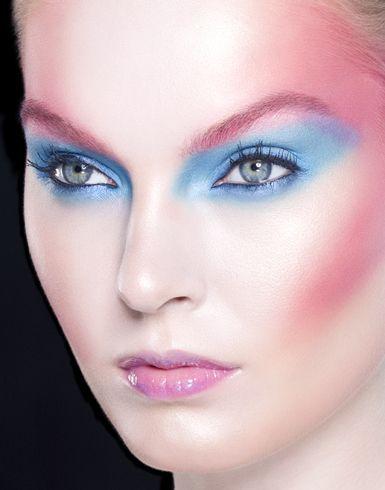Ziggy Stardust Makeup Cosplay
