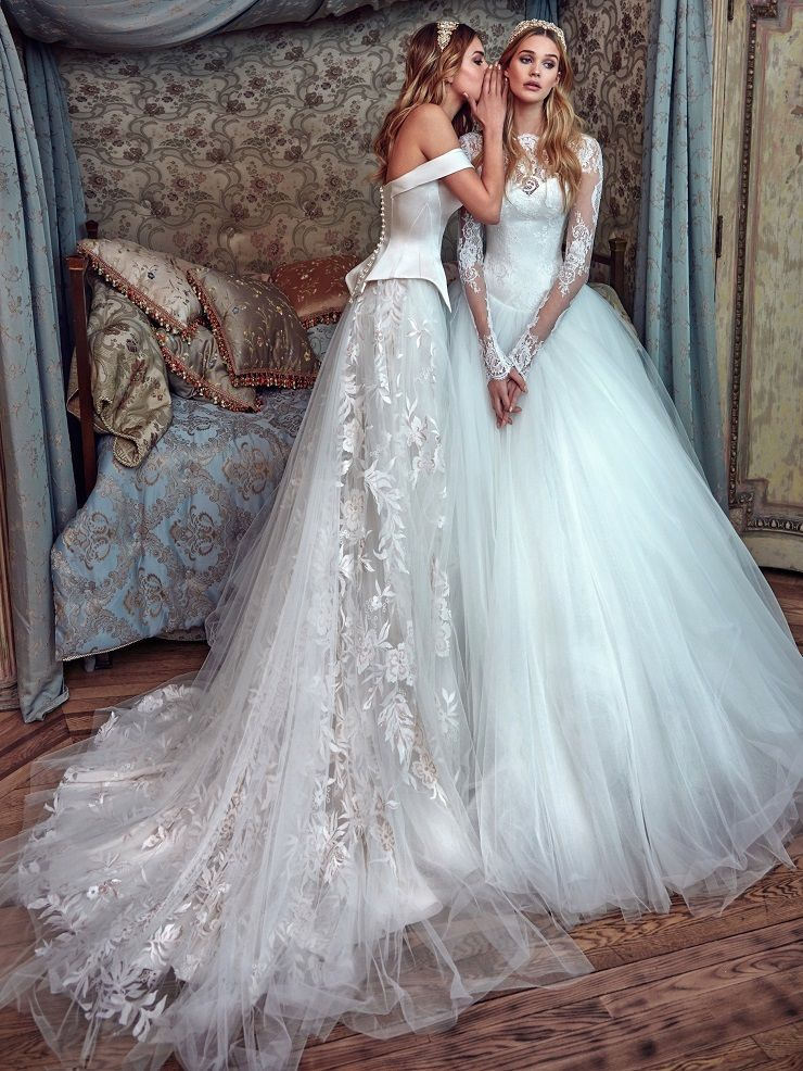 Galia Lahav princess ball gown #weddinggown #weddingdress #princessballgown #wedding #bride