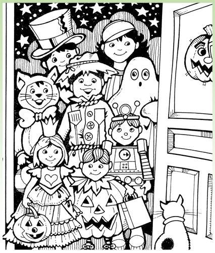 Hidden Pictures Halloween Puzzle From Highlights Kids Activities