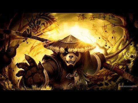 Pandarian Gold Blueprint - YouTube