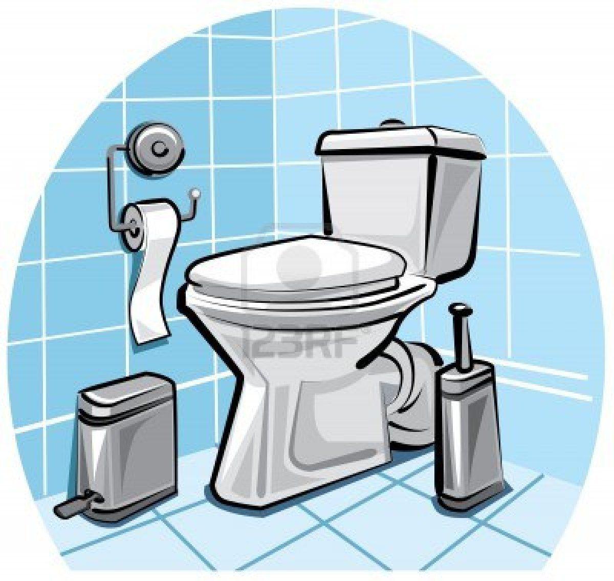 Image Result For Cartoon Bathroom