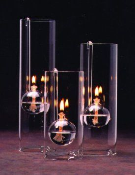 A Set Of Lamp Chimneys For Singing Flames On Higgins Writing Table Oil Lamp Centerpiece Oil Candles Oil Lamps