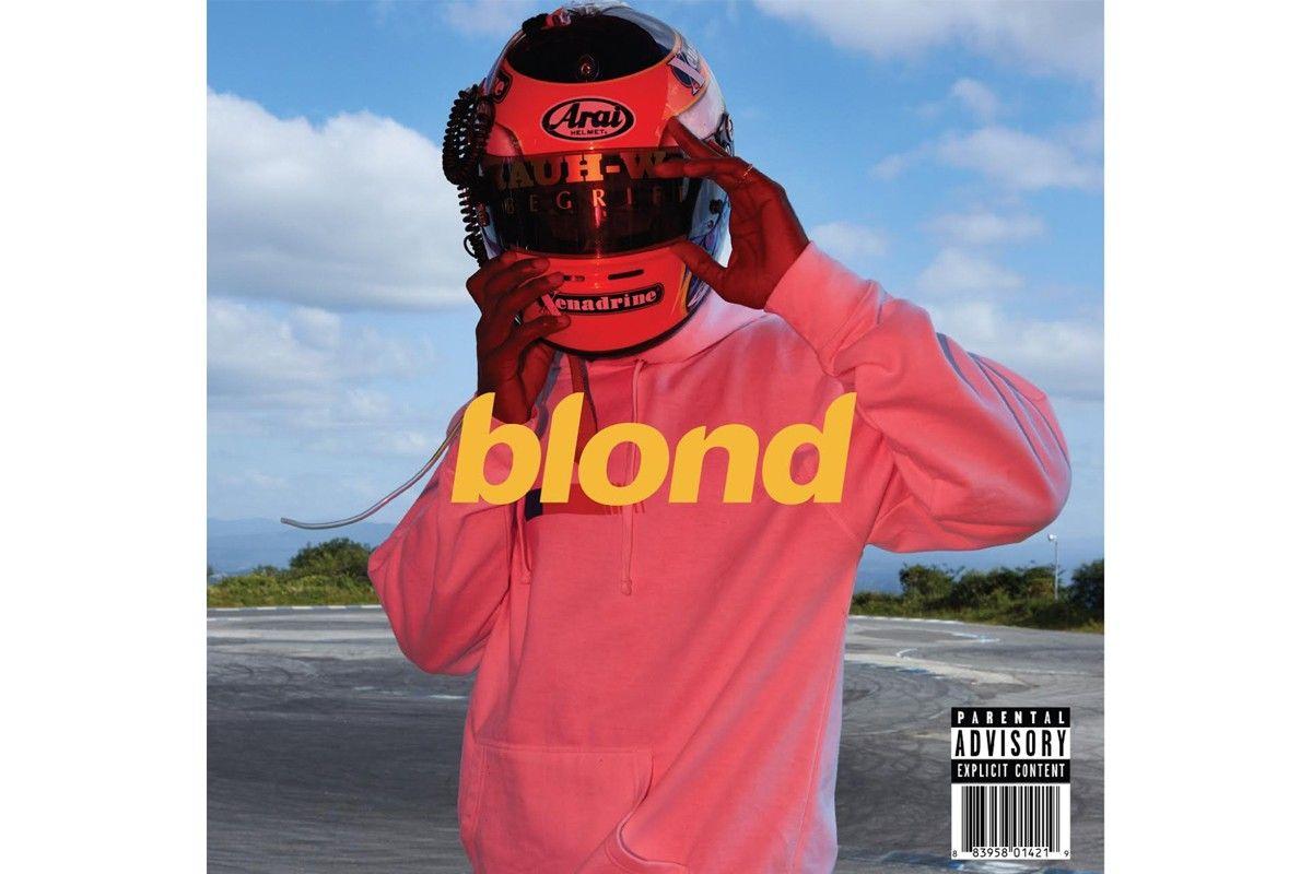 Racing Gear Why It S Trending Frank Ocean Album Blonde