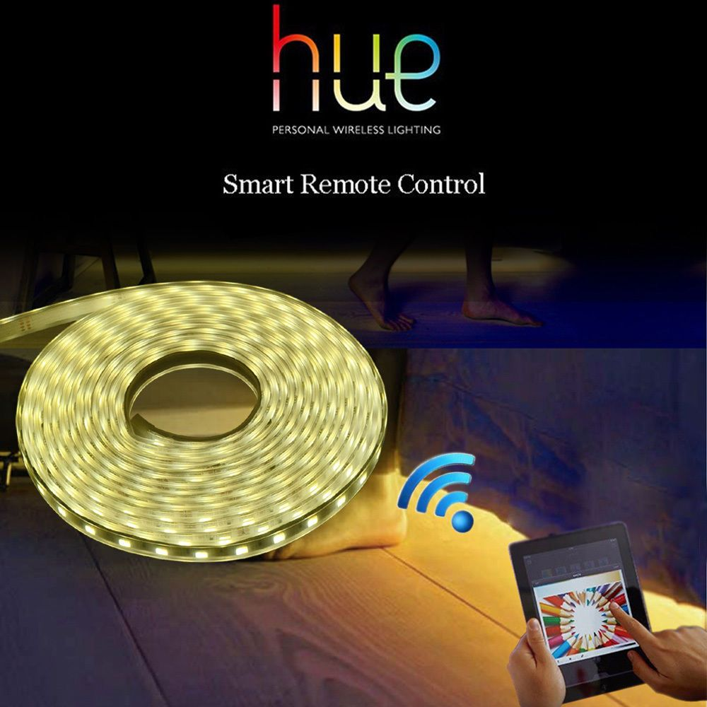 LED Light Strip Light work with Philips hue and app