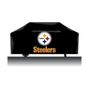 Rico Ri Bcb2301 Pittsburgh Steelers Deluxe Grill Cover Outdoor