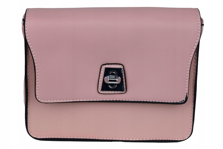 Ilf Torebka Listonoszka Mala Rozowa 297 7461667684 Oficjalne Archiwum Allegro Bags Crossbody Fashion
