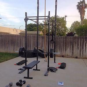 garage gyms  backyard gym garage gym crossfit garage gym